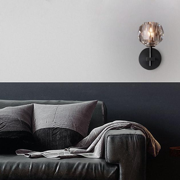 Satis  水晶壁燈 4
