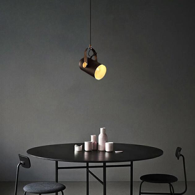 Aura  皮革吊燈 5