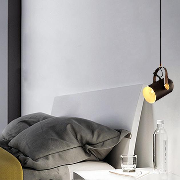 Aura  皮革吊燈 3