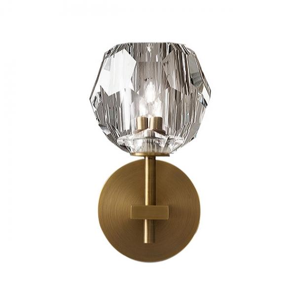 Satis  水晶壁燈 1