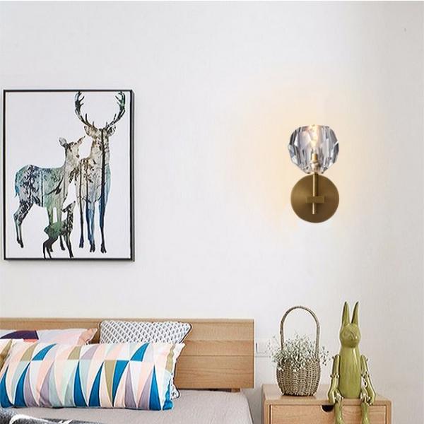 Satis  水晶壁燈 2