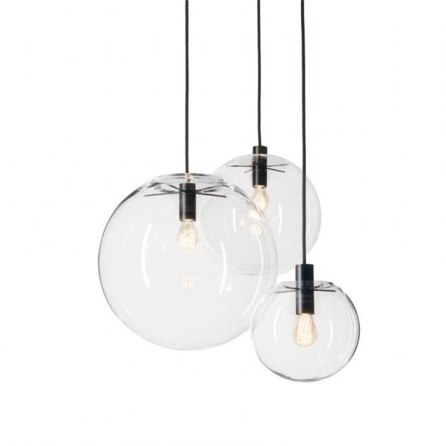 Selene 透明玻璃吊燈 1