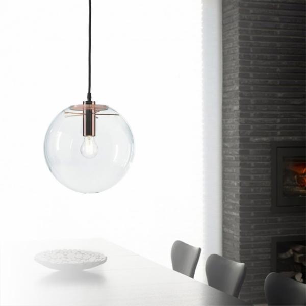Selene 透明玻璃吊燈 3