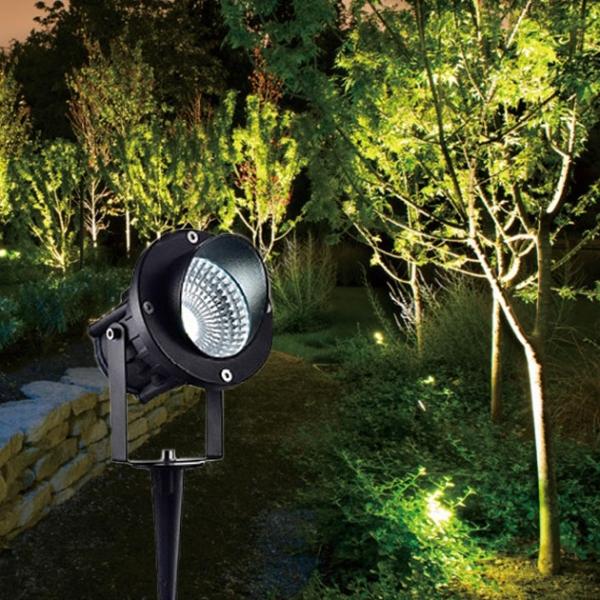 戶外LED 10W插地投射燈 2