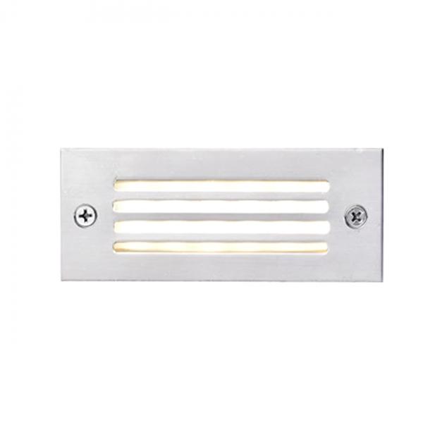 簡約不鏽鋼階梯燈 1