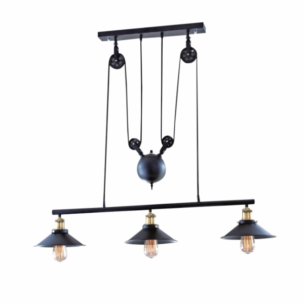 工業時代吊燈 1