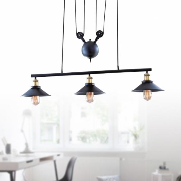 工業時代吊燈 2