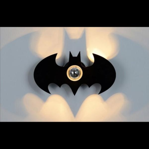 蝙蝠俠壁燈 2