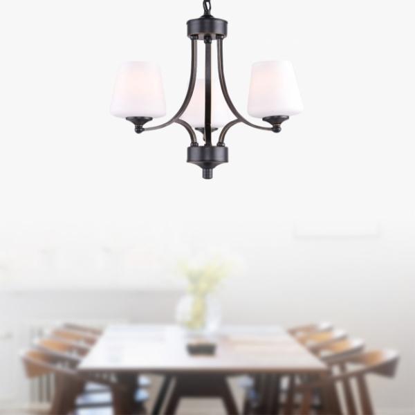 亞美利肯玻璃吊燈 1