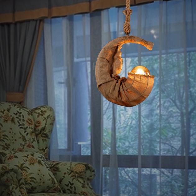 蝦仁吊燈 2