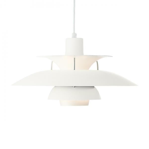 Louis Poulsen PH5吊燈(黑/白) 1