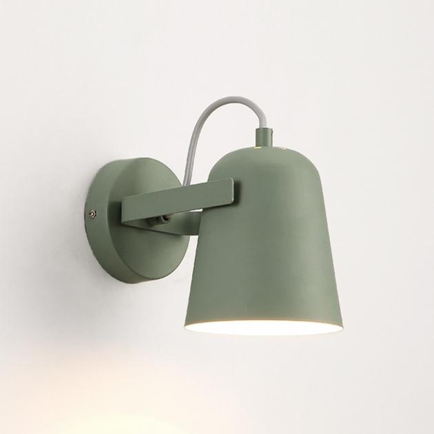 馬卡龍杯子壁燈 2
