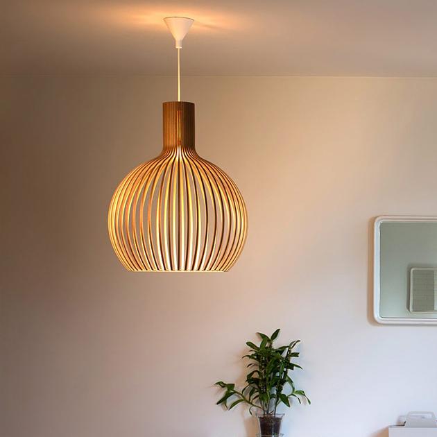 洋蔥吊燈 (Replica) 3