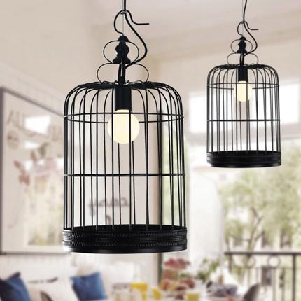 鳥籠吊燈 1