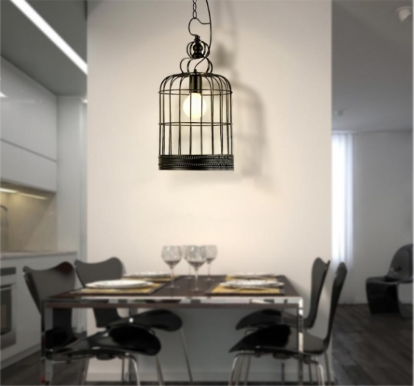 鳥籠吊燈 2