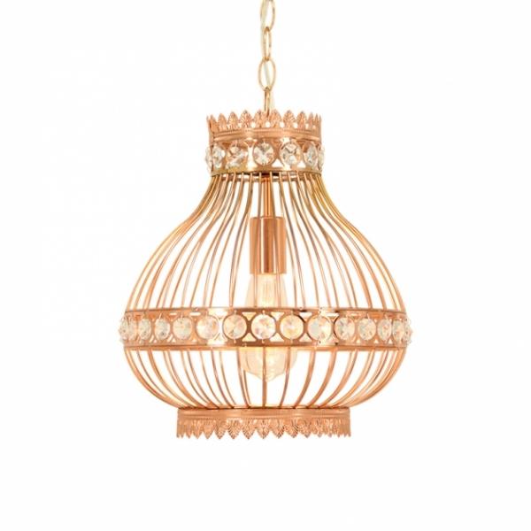 新古典中東鳥籠吊燈 1
