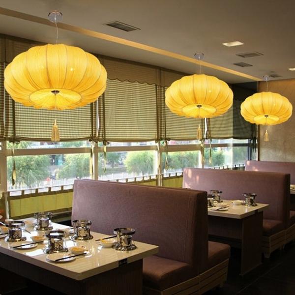 中式南瓜吊燈 2