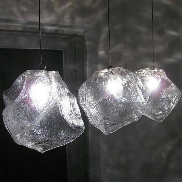 ICE CUBE 冰塊吊燈 2