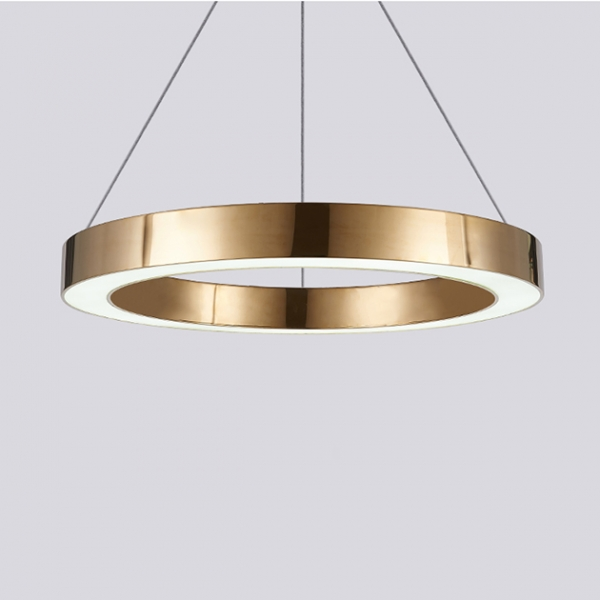 Circle Stainless LED圓環吊燈 1