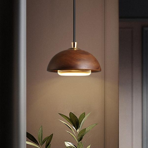 Walnut 胡桃吊燈 5
