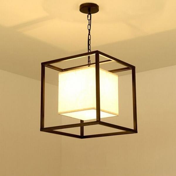 Iron Cube 大方塊吊燈 1