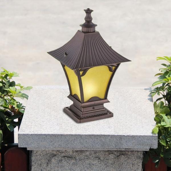 大阪風情戶外柱燈 2