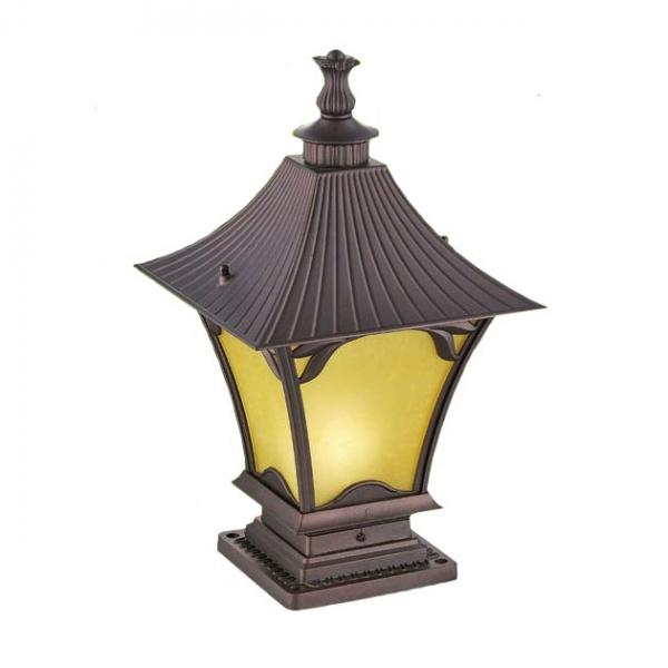 大阪風情戶外柱燈 1