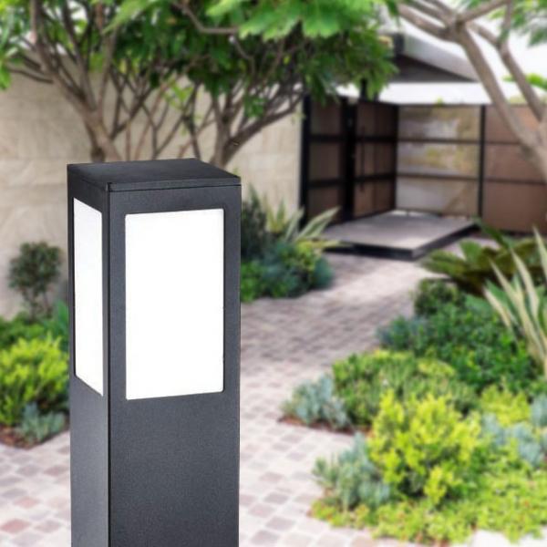 簡約現代戶外道路柱燈 2