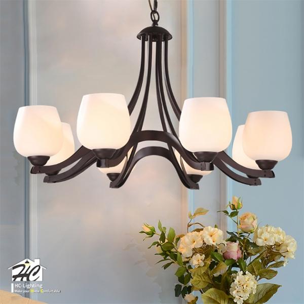 美式工藝復興吊燈 3