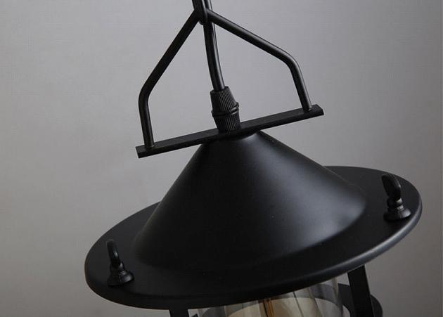 工業風船塢吊燈 4