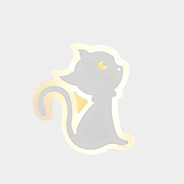 咪醬小貓咪壁燈 1