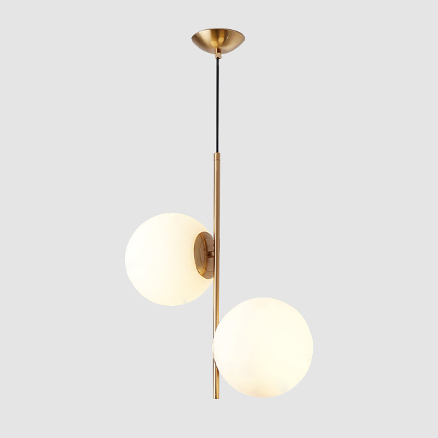 Aries 雙球吊燈 1