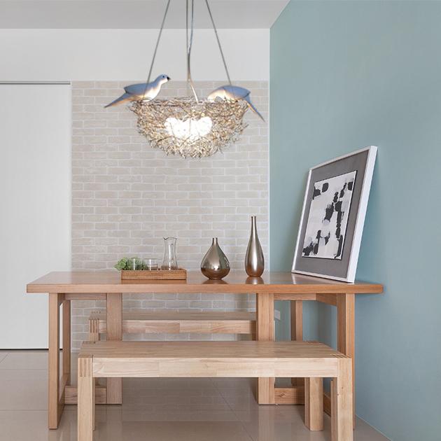 Nest 鳥巢吊燈 4