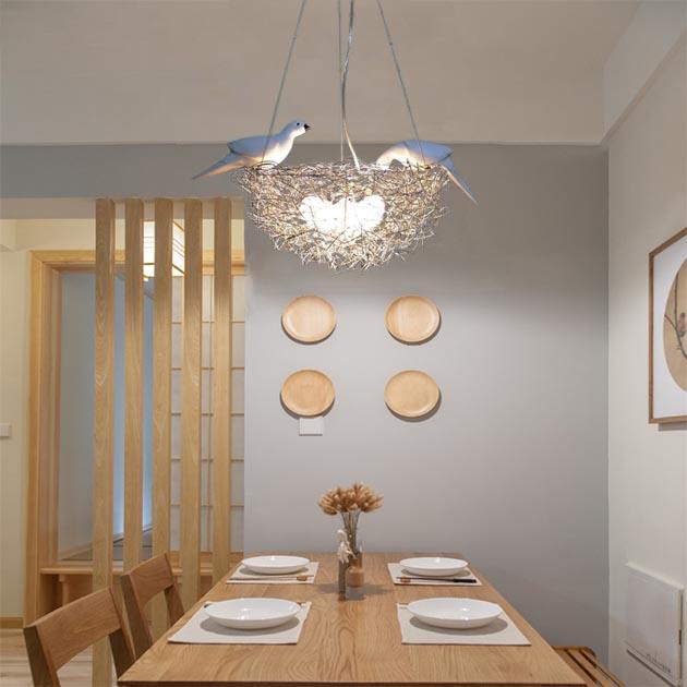 Nest 鳥巢吊燈 5