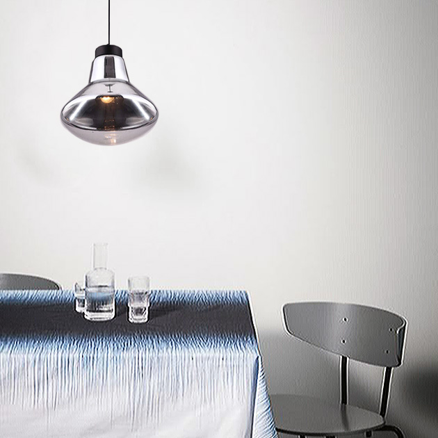 Rein  電鍍玻璃吊燈 5