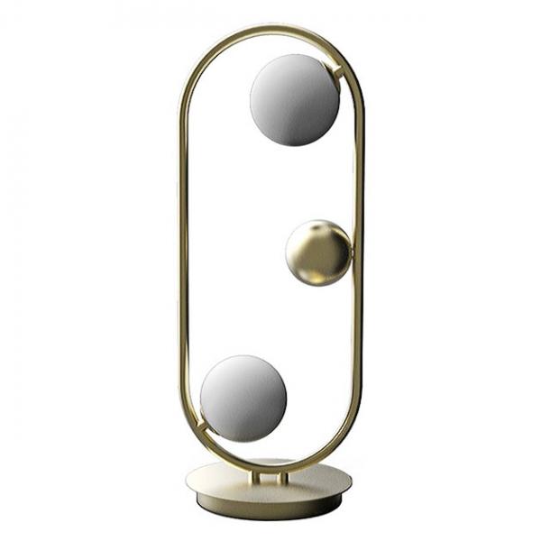 Saturnus  圓環檯燈 1