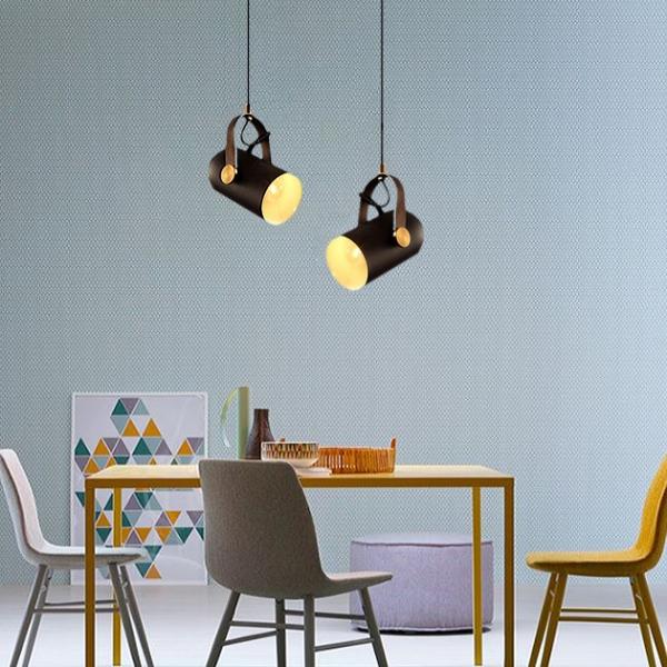 Aura  皮革吊燈 2