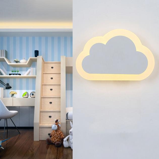 小雲壁燈☁ 1
