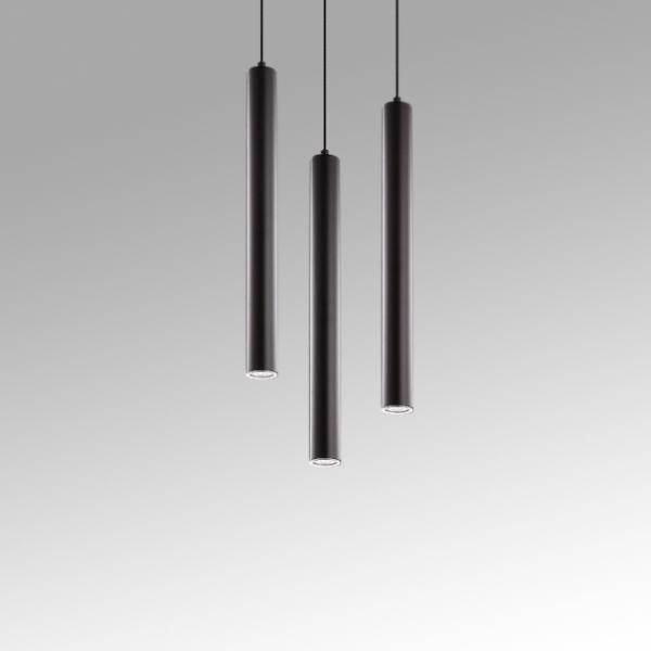 黑長直吊燈 1