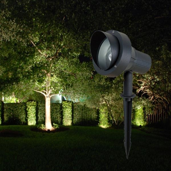 戶外插地投射燈 2