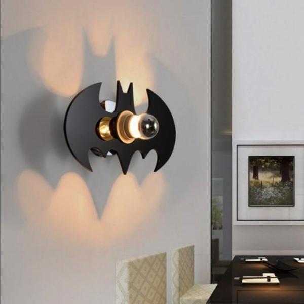 蝙蝠俠壁燈 1