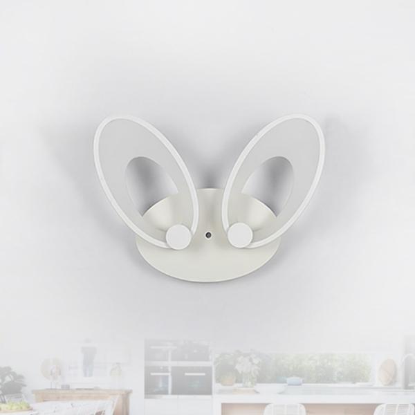Both 兔耳壁燈 2