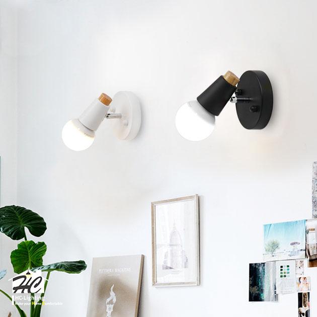 Nordic北歐簡約甜筒壁燈 3