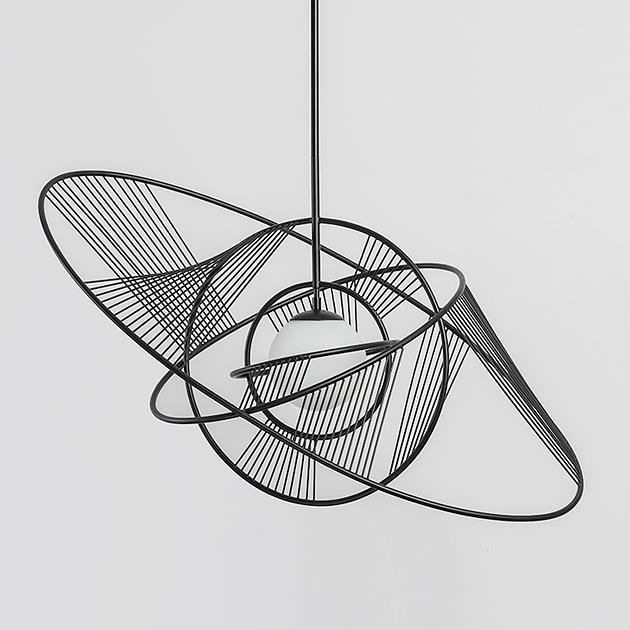 太陽系吊燈 2