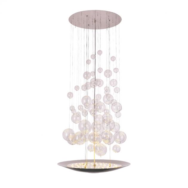 氣泡線吊燈 1