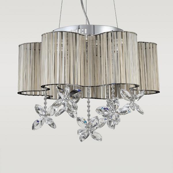 花水晶吊燈 2