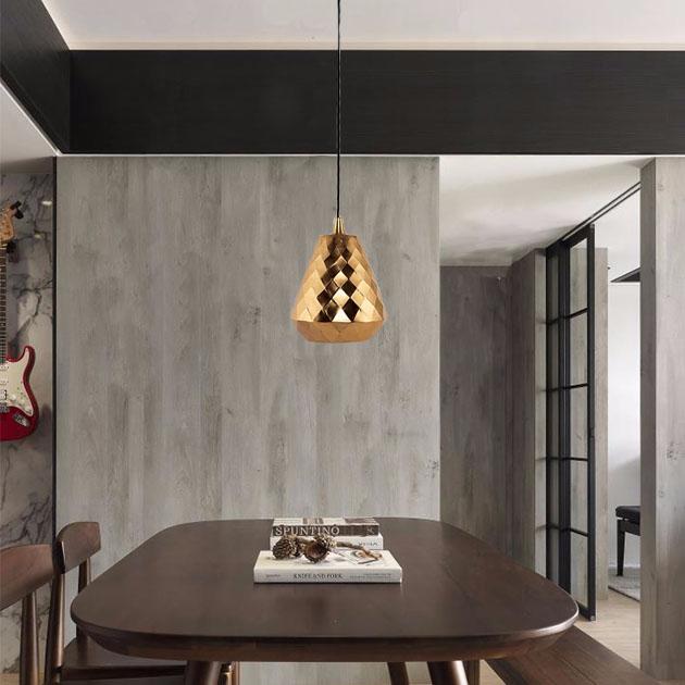 Nut 現代金屬吊燈 5