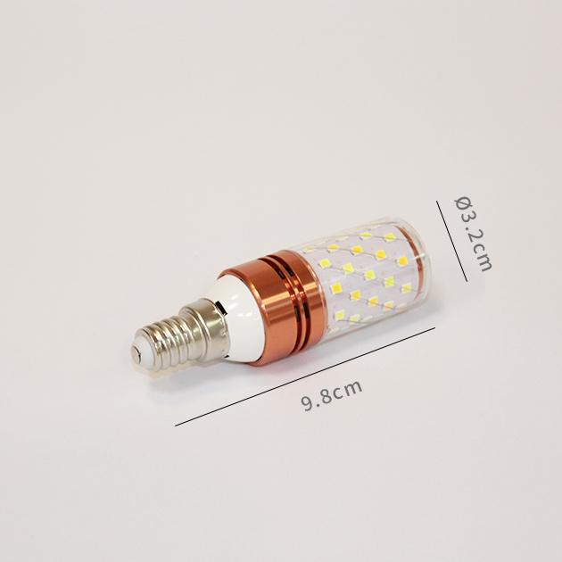 12W LED E14 玉米燈泡 (三色溫) 2