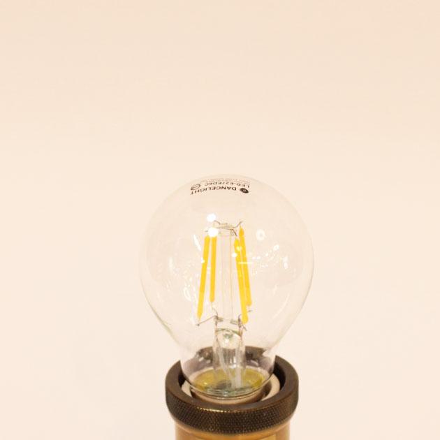 6W LED E27 球型仿鎢絲燈泡 2