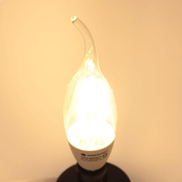 4W LED E14 拉尾燈泡 2